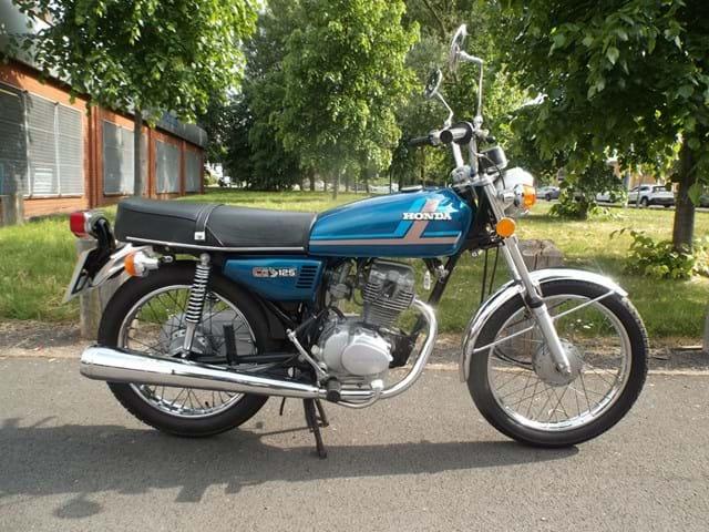 For Sale Honda Cg125 The Bike Market