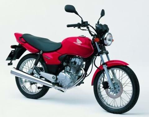 Młodzieńczy For Sale: Honda CG125 • The Bike Market PF96