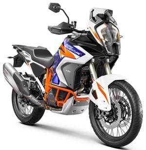 KTM 1290 Super Adventure R (2021 On)