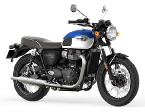 Triumph Bonneville T100 (2021 On)