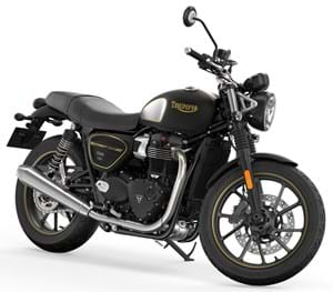 Triumph Street Twin (2021 On)