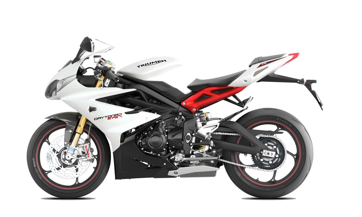 Review Triumph Daytona 675r The Bike Market
