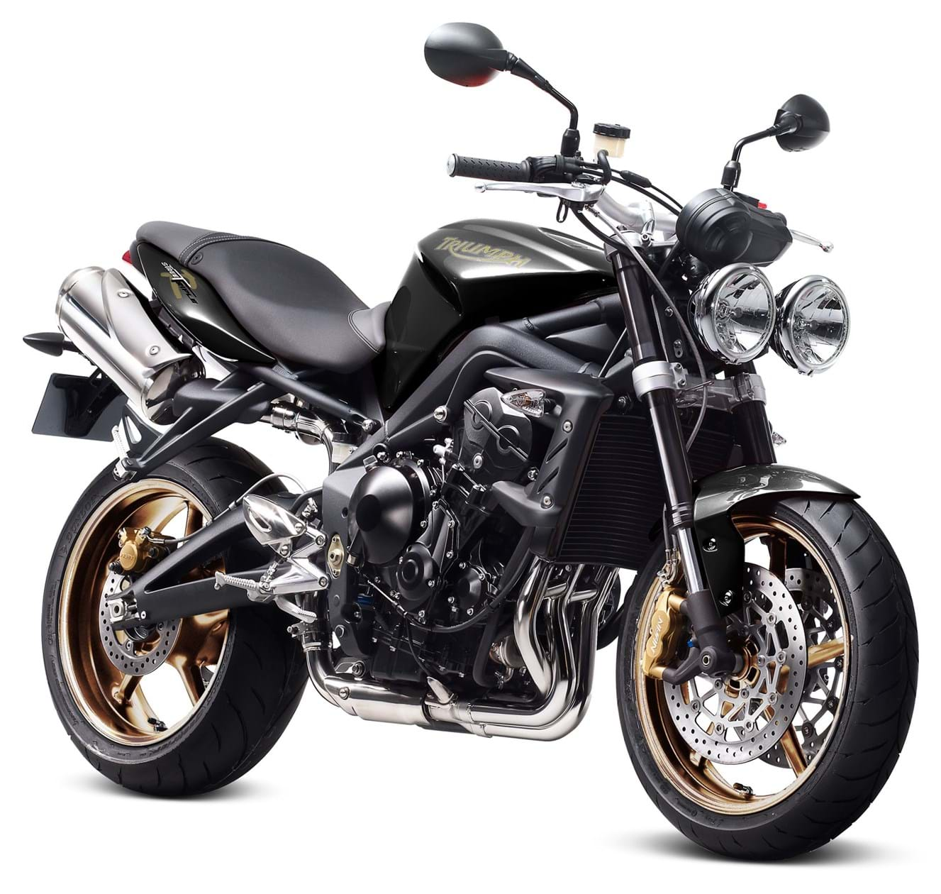 For Sale Triumph Street Triple R 675 The Bike Market