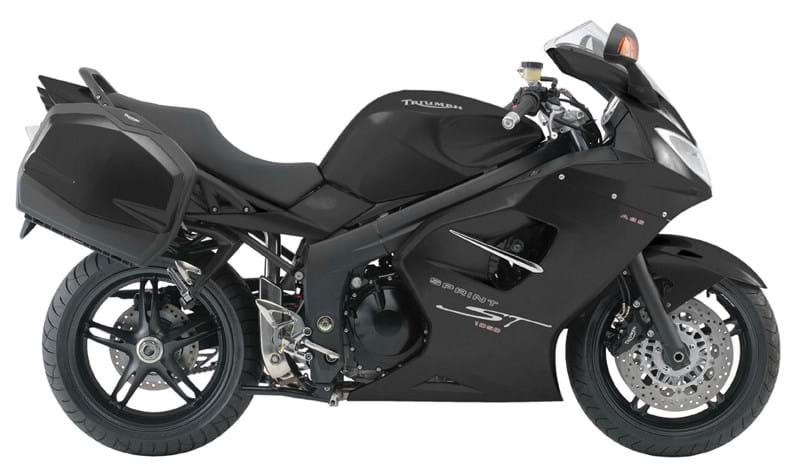 Awesome Review Triumph Sprint St 1050 The Bike Market Cjindustries Chair Design For Home Cjindustriesco