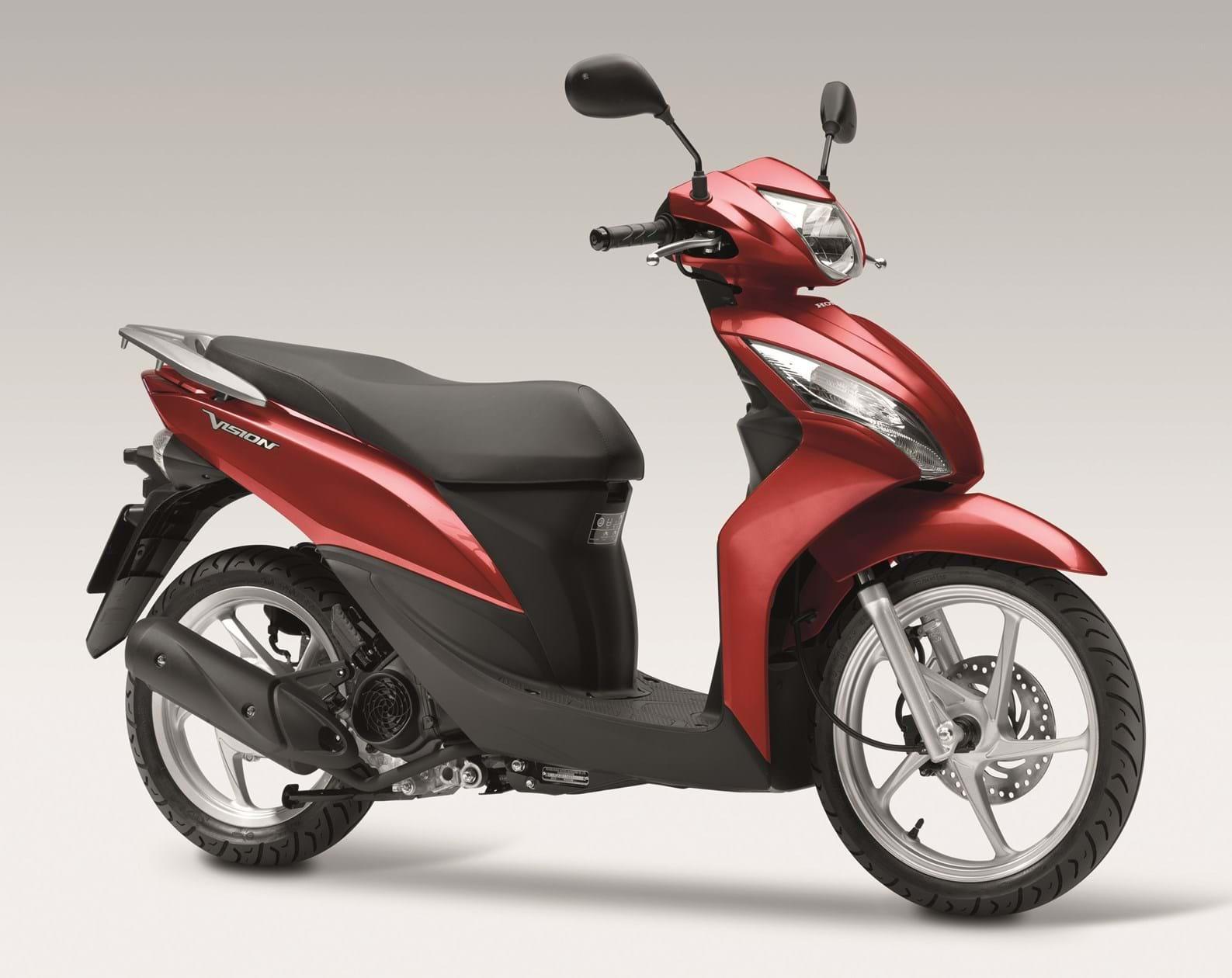 For Sale: Honda Vision 110 • The Bike Market