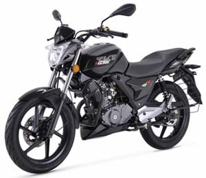 Lexmoto Naked ZSX 125 (2013-2018) • For Sale • Price Guide
