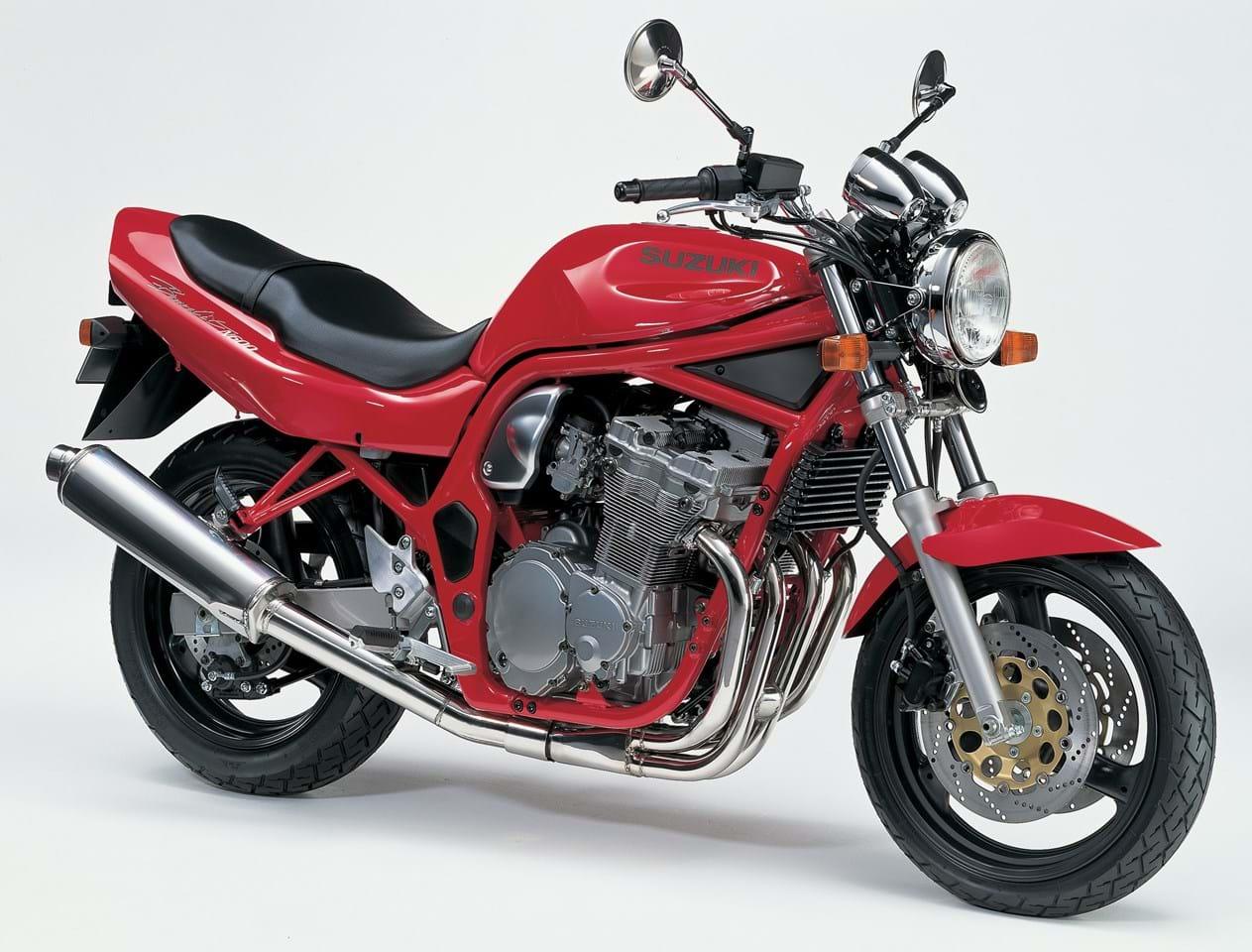 Suzuki Gsf  Mpg