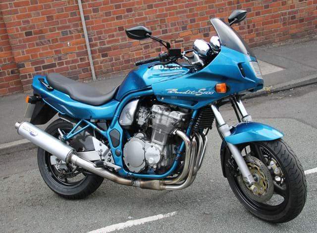 For Sale Suzuki Bandit 600s The Bike Market