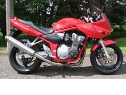 GSF600S Motorbikes For Sale