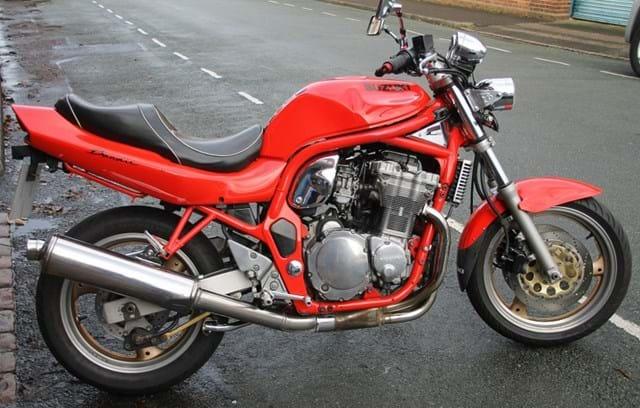 For Sale Suzuki Bandit 600 The Bike Market