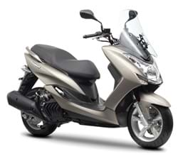 Yamaha Majesty S (2014-2017)