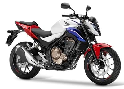 Honda CB500F (2013 On)