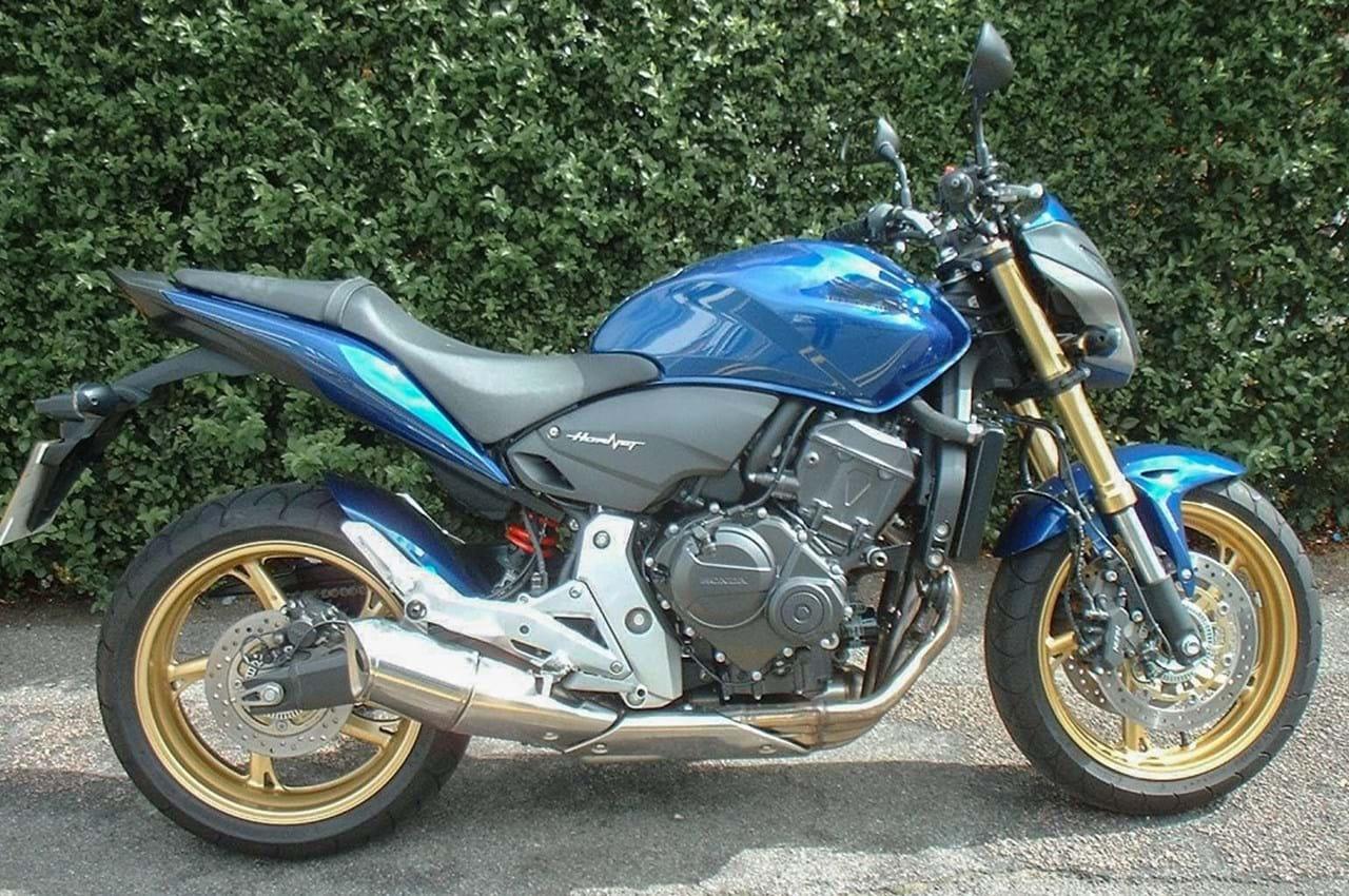 Image Result For Hornet Bike New Model