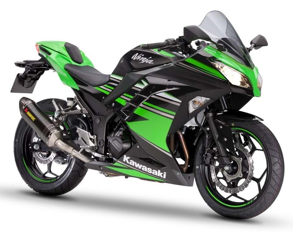 Kawasaki Ninja 300 (2013-2017) • For Sale • Price Guide • The