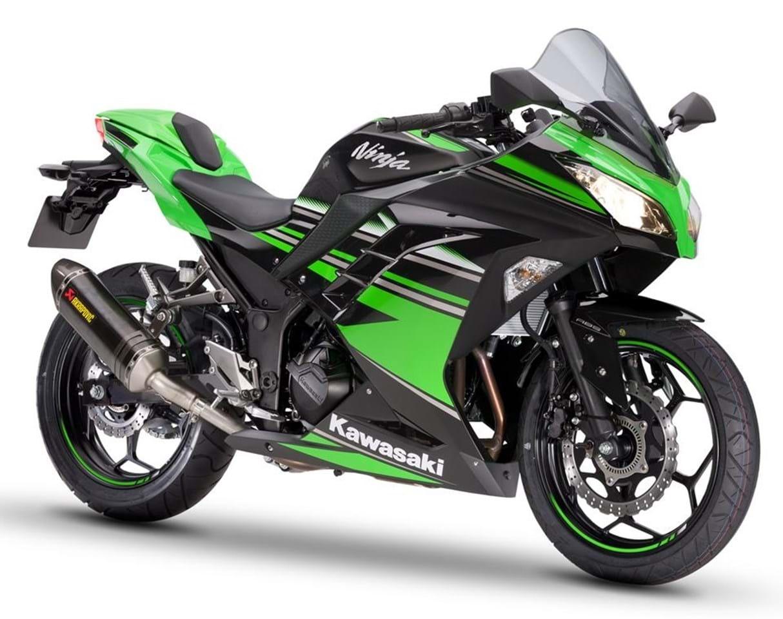 For Sale Kawasaki Ninja 300 The Bike Market Green