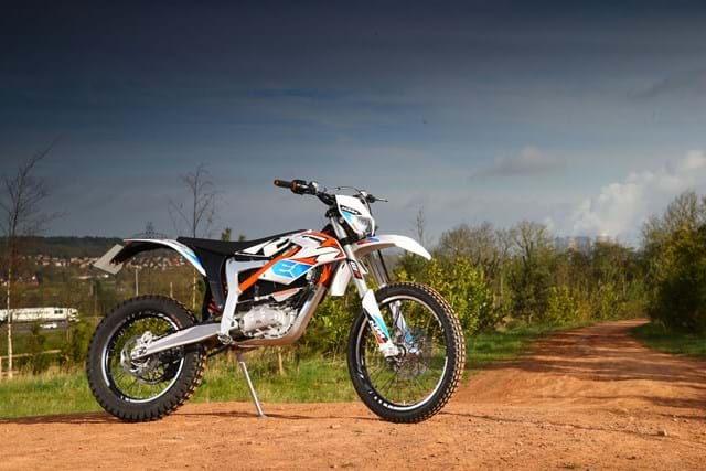 Road Test: 2015 KTM Freeride E electric bikes