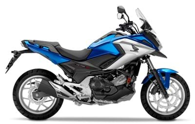 Honda NC750X (2014 On)