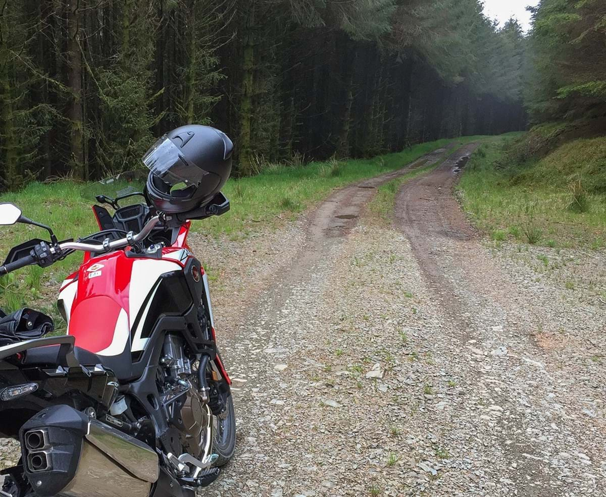 Honda Africa Twin Ireland 2016