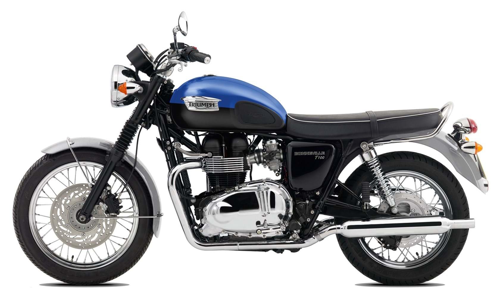 For Sale: Triumph Bonneville T100 • The Bike Market