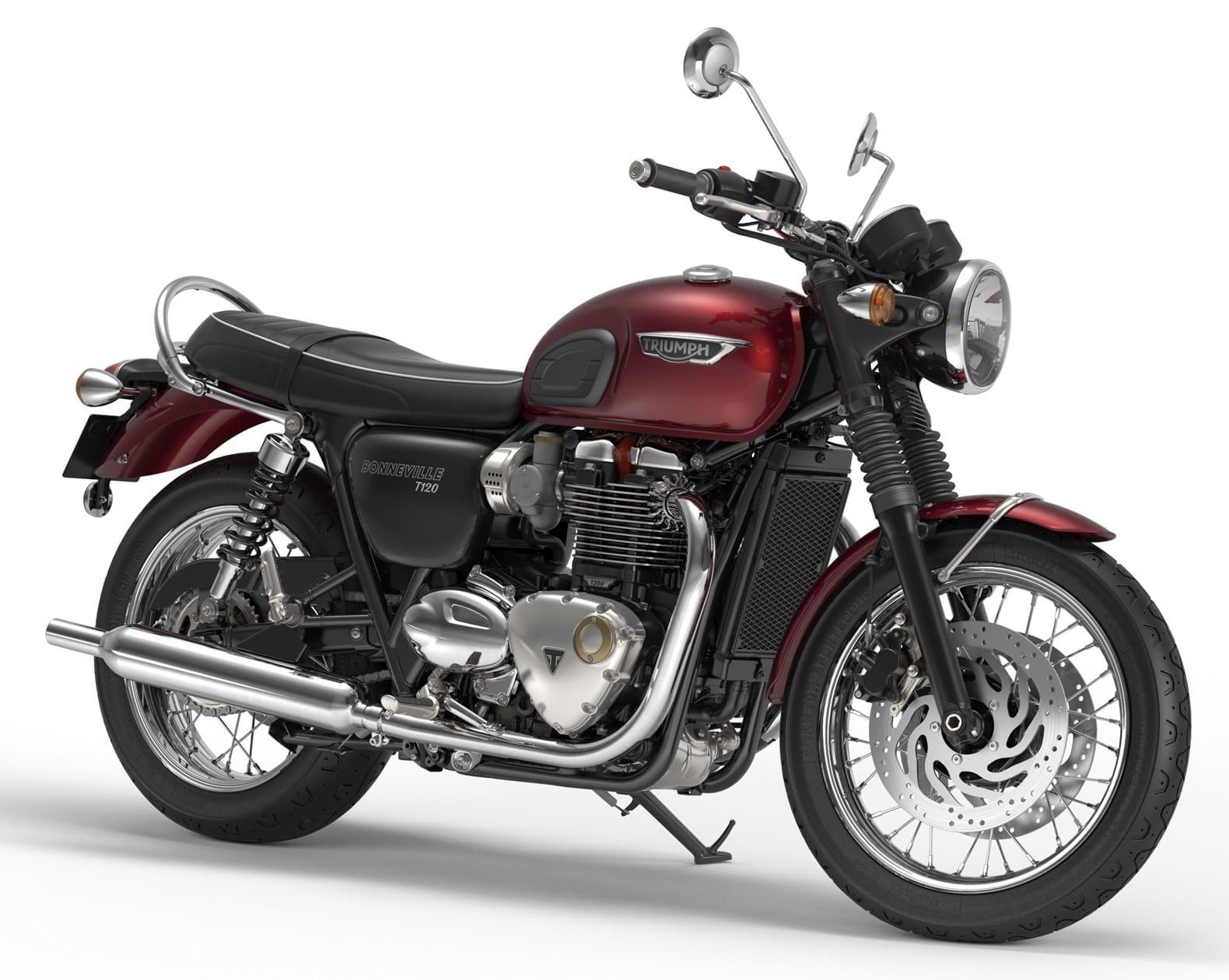 For Sale Triumph Bonneville T120 The Bike Market