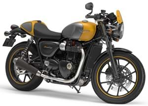Triumph Street Twin Street Cup (2017 On)
