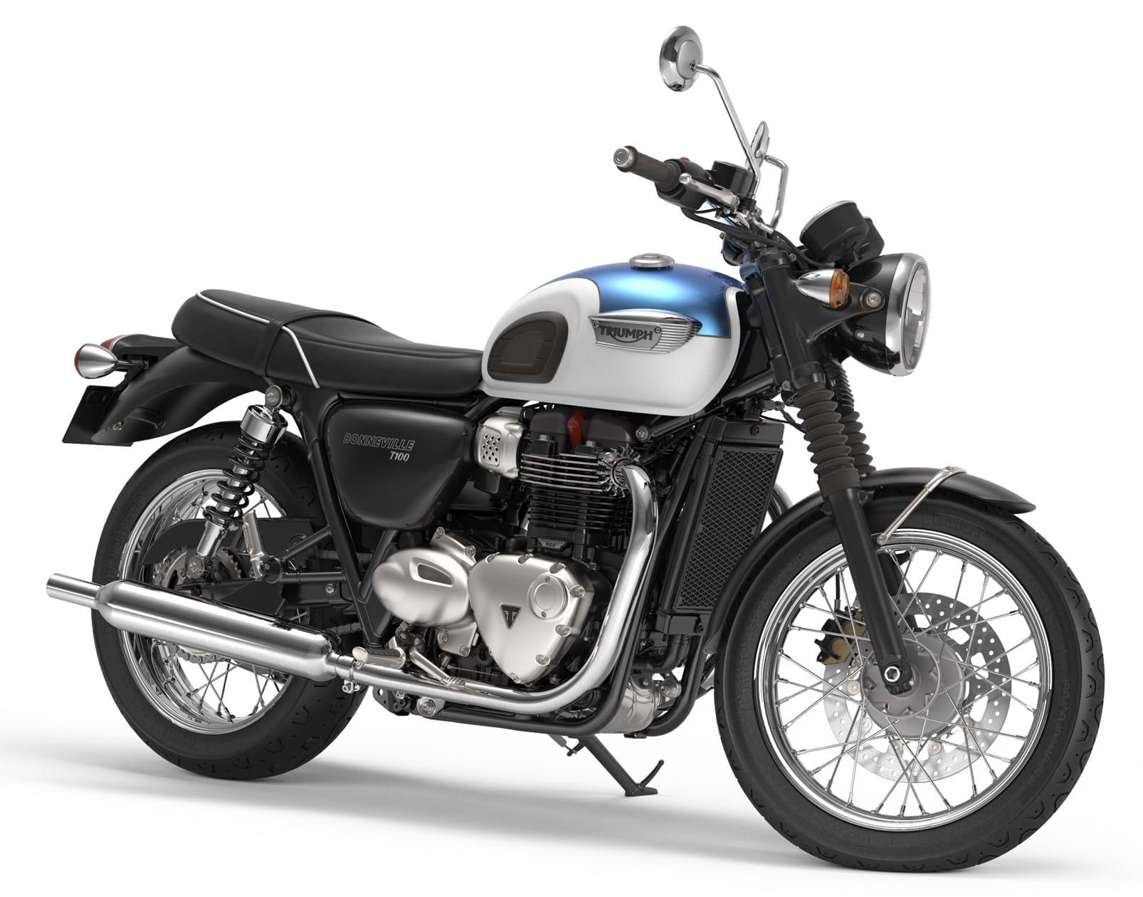 For Sale Triumph Bonneville T100 The Bike Market