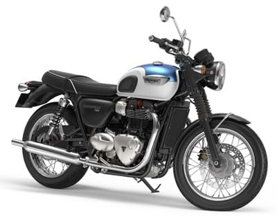 Triumph Bonneville T100 (2017 On)