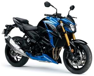 Suzuki GSX-S750 (2017 On)