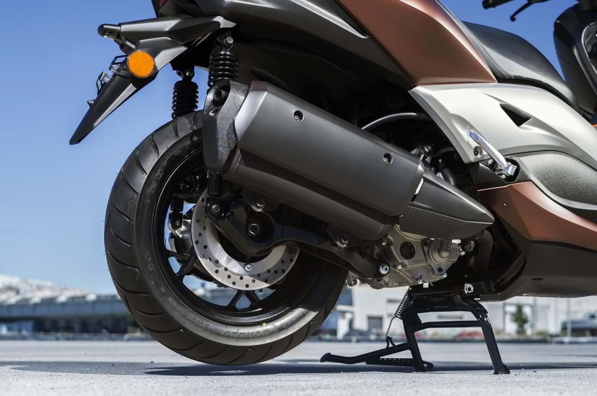 Review: Yamaha X-MAX 300 • The Bike Market