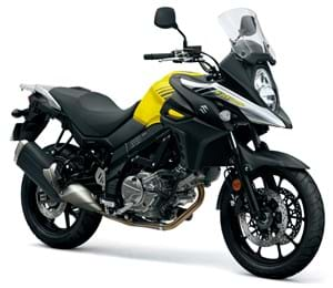 Suzuki V-Strom DL650 (2017 On)