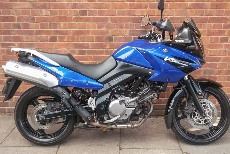 Incredible For Sale Suzuki V Strom 650 2004 2011 The Bike Market Gamerscity Chair Design For Home Gamerscityorg