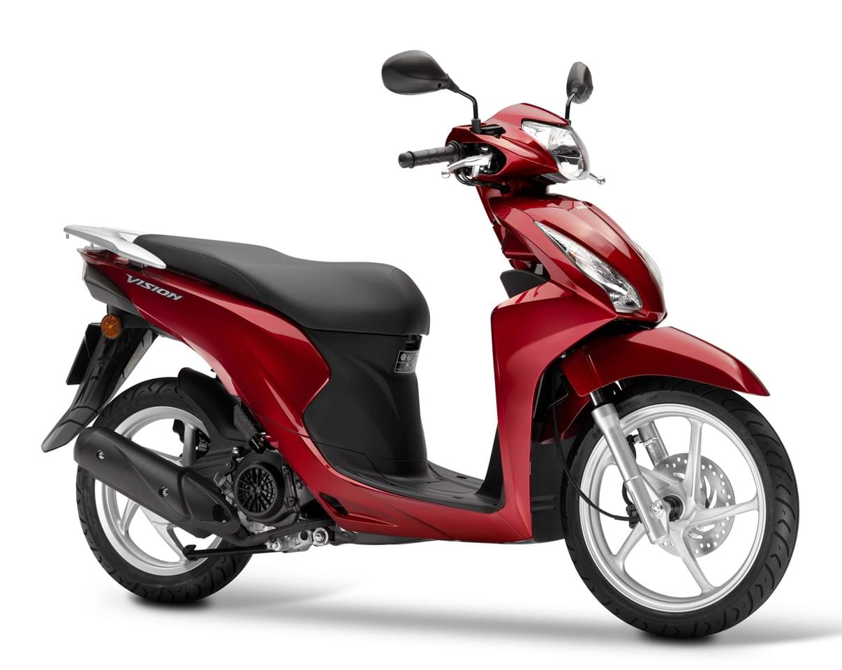 Honda Vision NSC110 2017 On For Sale Price Guide