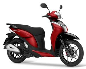 Honda SH Mode 125 (2014 On)