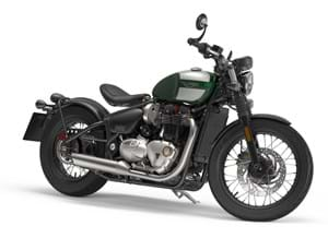 Triumph Bonneville Bobber (2017 On)