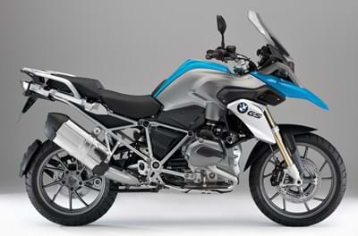 BMW Enduro R1200GS (2013-2016)