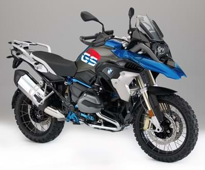 BMW Enduro R1200GS (2017-2018)