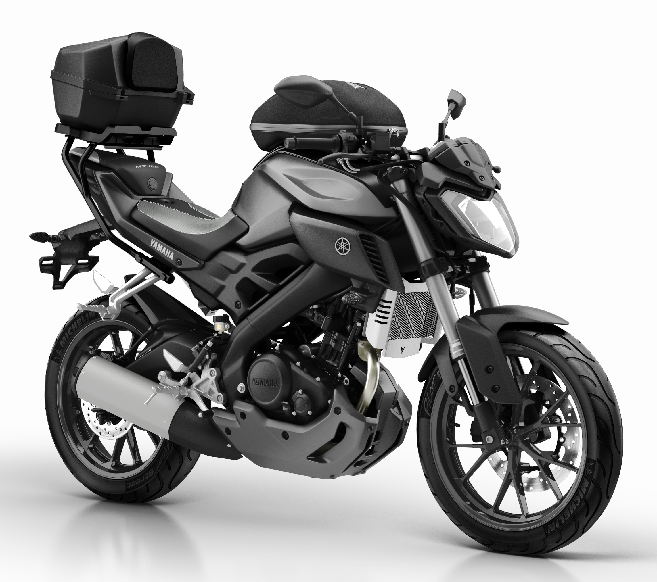 For Sale: Yamaha MT-125 • The Bike Market