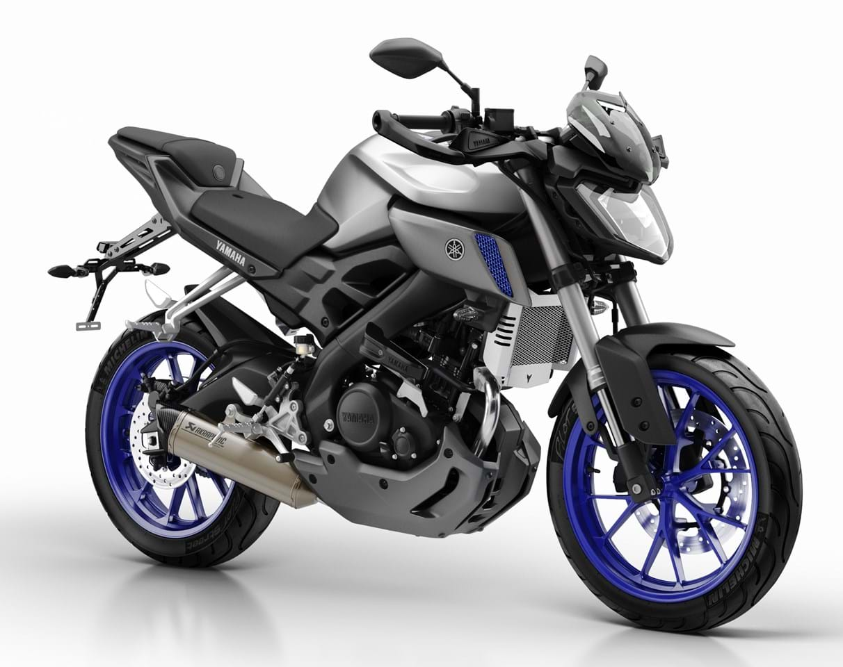 yamaha mt 125 2014 on for sale price guide the. Black Bedroom Furniture Sets. Home Design Ideas