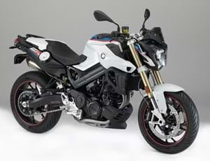 BMW Roadster F800R (2015 On)